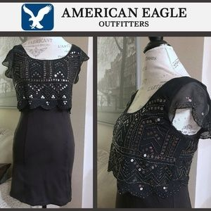 American Eagle Outfitters NWOT Sequin Dress - SM